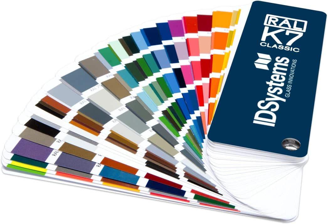 IDSystems Colour Range