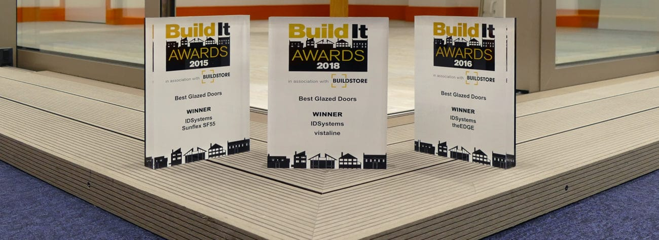 BuildIt Awards Header Image