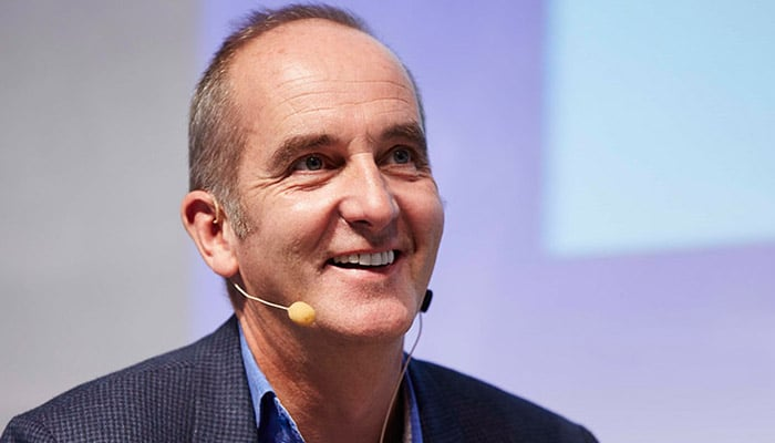 Photo showing Grand Designs Kevin McCloud