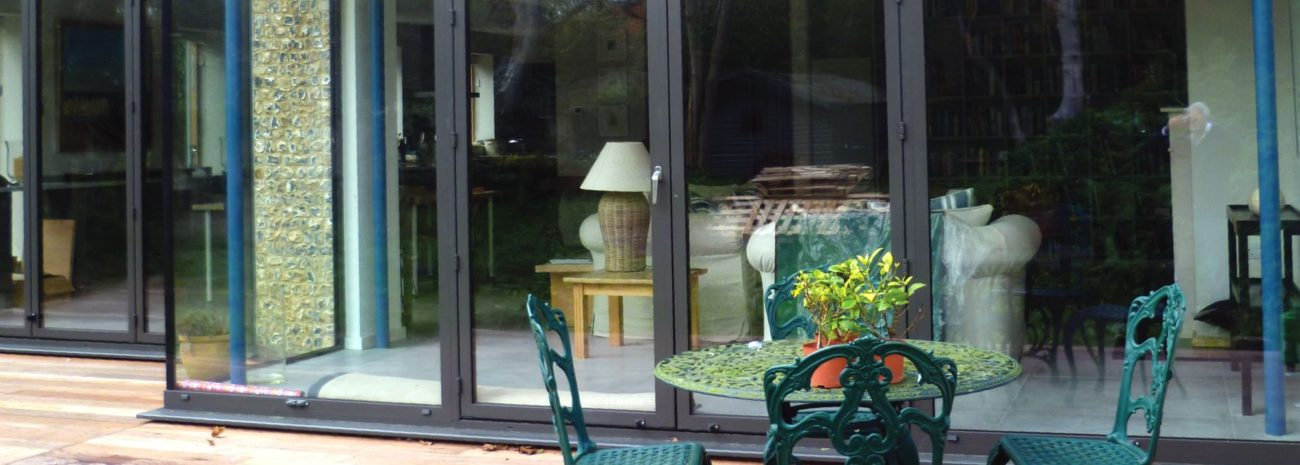 Photo showing IDSystems French Doors