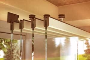 SUNFLEX SF25 slide & turn doors