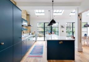 Art Deco inspired Heritage Doors