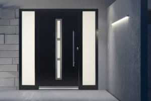 IDSystems aluminium front doors