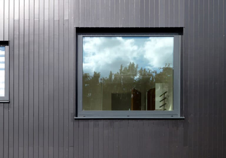 Windows with openings