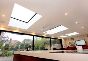 IDSystems flat rooflights