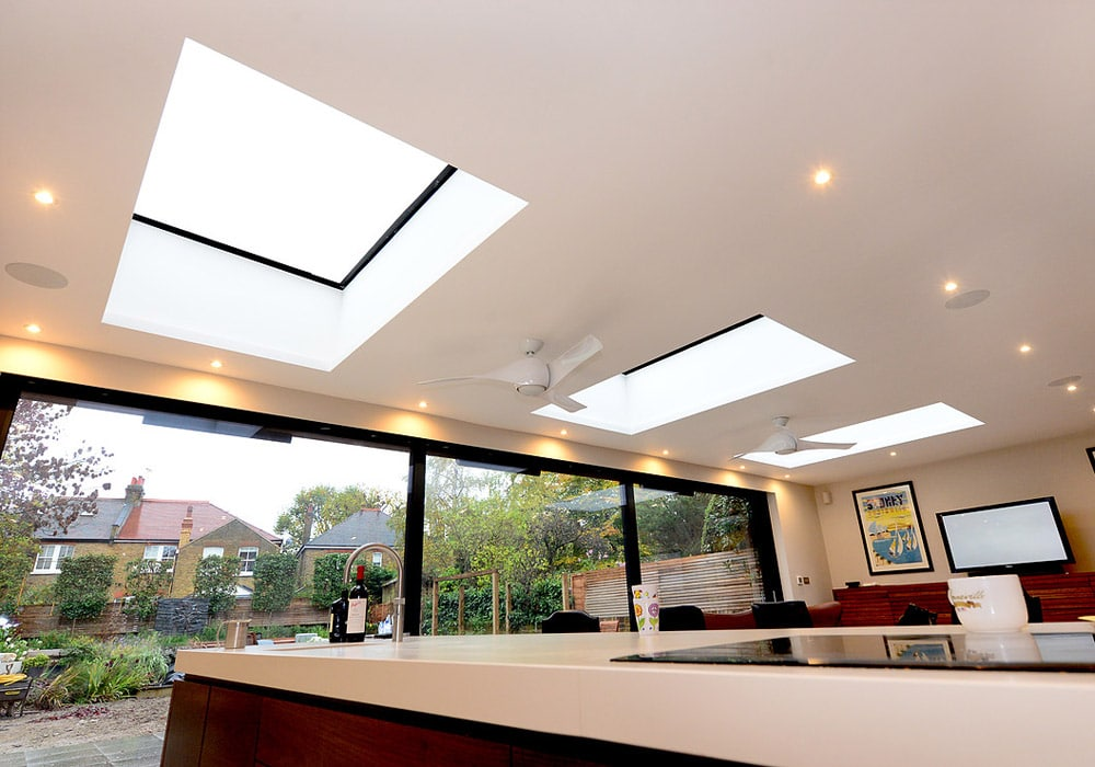 IDSystems flat rooflights