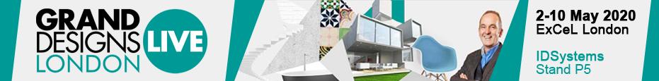 Grand Designs Live, London 2020