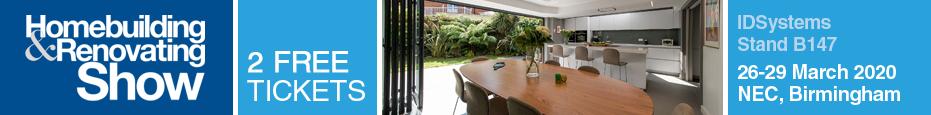 Homebuilding & Renovating Show NEC