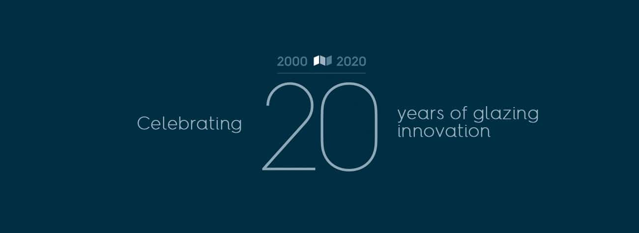 celebrating 20 years of glazing innovation
