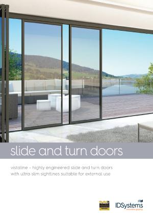 IDSystems vistaline Door brochure