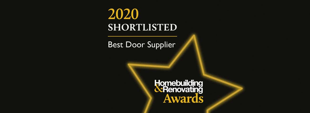 IDSystems shortlisted for Homebuilding & Renovating awards