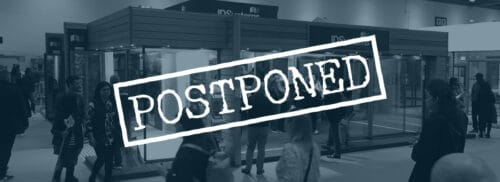 Exhibitions postponed
