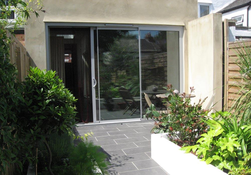 Patio Doors - Patio Sliding Doors in 3 panels