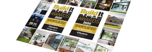 Build It Awards 2020 IDSystems theEDGE2.0 Heritage Doors