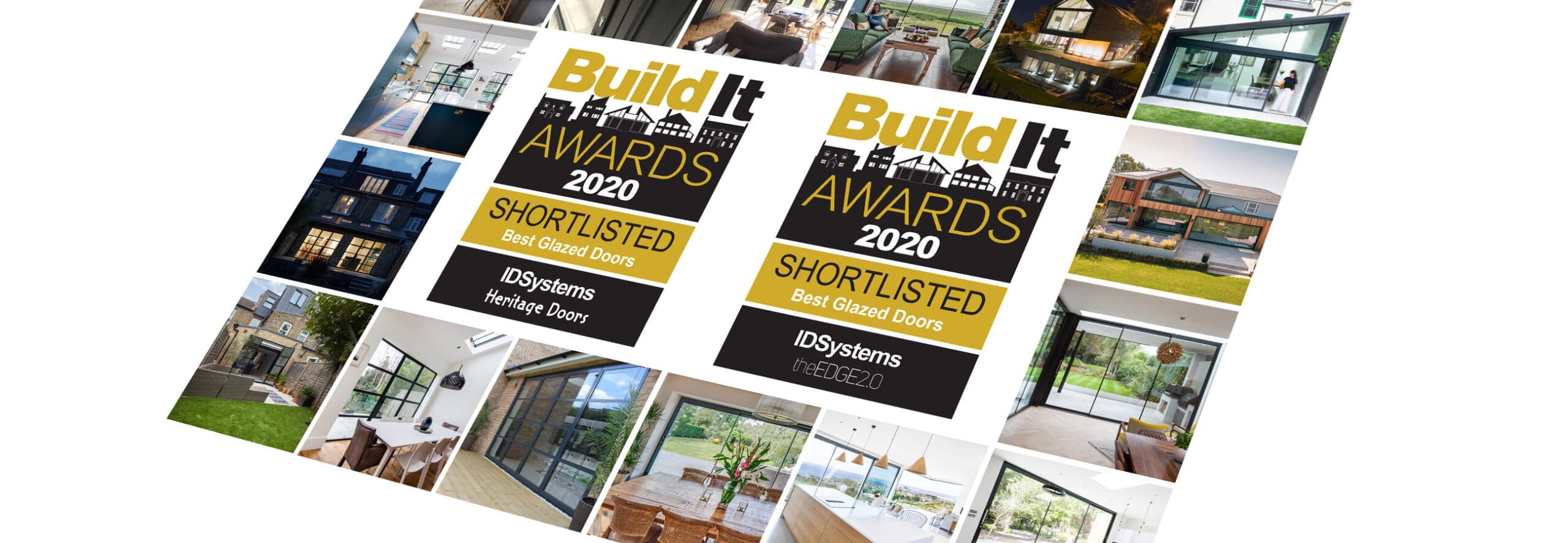 Build It Awards 2020 IDSystems theEDGE2.0 Heritage Doors