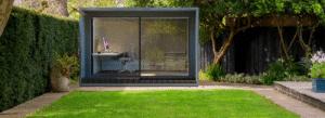 Modulr Spaces garden room