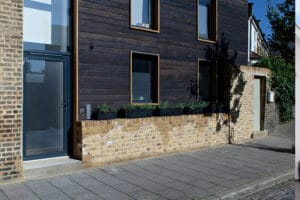 Fully Glazed Front Door Designs
