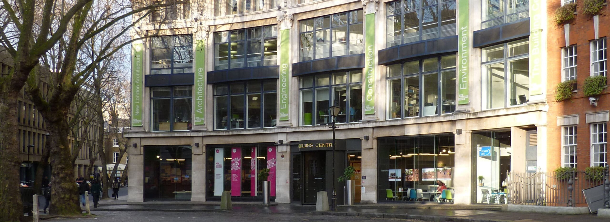 The Building Centre in Central London