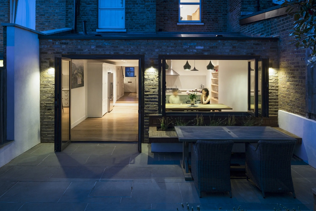 Are bifold doors a good idea? 3-panel bifold doors and bifold windows create perfect entertaining space