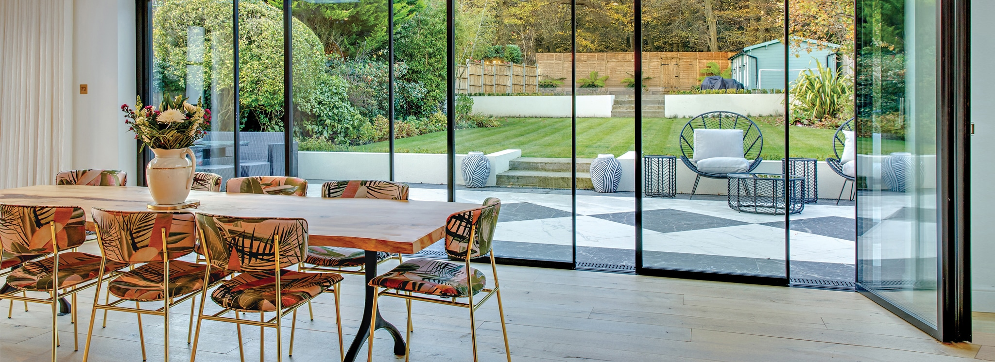 IDSystems wins Real Homes Awards Let the Light in