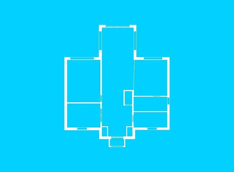 Floorplan and layout icon